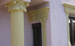 Ornamente polistiren casa particulara 5