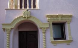 Ornamente polistiren casa particulara 7