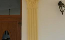 Ornamente polistiren sala evenimente salaj 10