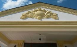 Ornamente polistiren sala evenimente salaj 13