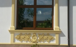 Ornamente polistiren sala evenimente salaj 14
