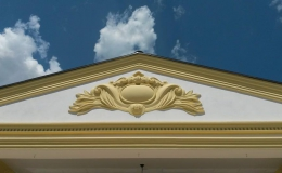 Ornamente polistiren sala evenimente salaj 19