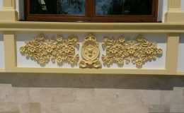 Ornamente polistiren sala evenimente salaj 20