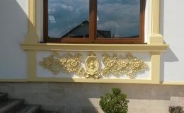 Ornamente polistiren sala evenimente salaj 4