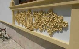 Ornamente polistiren sala evenimente salaj 44