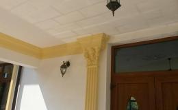 Ornamente polistiren sala evenimente salaj 6