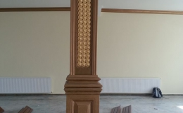 Ornamente polistiren sala evenimente salaj 9